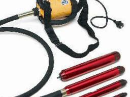 Глубинный вибратор электрический ЭНАР ( двигателя Dingo)