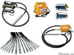 Глубинные вибраторы электромеханические ручные!