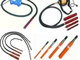 Глубинные вибраторы любой диаметр и длина