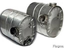 Глушитель с катализатором RVI Magnum,Volvo DXI13