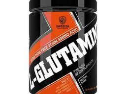 Глютамин Swedish supplements - 100% L-Glutamine 400g