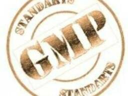 GMP, GDP Сертификация