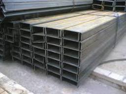 Гнутый профиль х/к 100х50х4 мм ст.09-14Г2(Д) ст. 20 ст. 3