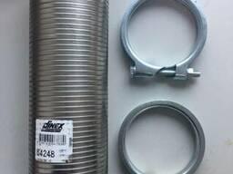 Гофра глушителя на рено премиум,5010269186,5000472319 - фото 2