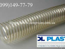 Гофрированный шланг для пеллет d-63 мм (PUR)