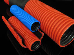 Гофрированные трубы для защиты кабельных сетей Д- 500/427 мм
