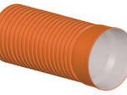 Гофрированная труба 1000 мм. Инкор из полипропилена (ПП). ..