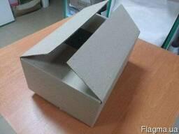 Гофроящик (Внутрішні розміри: Висота 16см. 26.6см - 37.8см