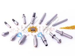 Голки гравіювальні алмазні для станків з ЧПУ (різні види)