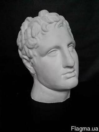 Голова гипсовая Апоксиомен