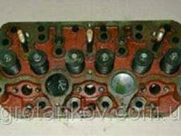 Головка блока цилиндров Д-260 МТЗ-1221 в сборе. ..