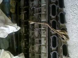 Головка блока цилиндров дизеля Д-12