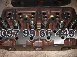 Головка блока цилиндров двигателя А-01М