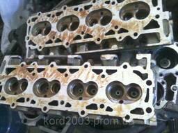 Головка блока цилиндров ГАЗ 66 и 53 , ГБЦ двигателя .