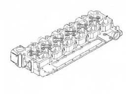 Головка блока цилиндров ГБЦ Даф LF45 55 в сборе Евро3