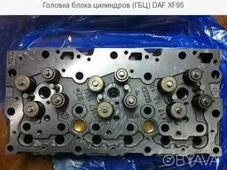 Головка блока цилиндров (ГБЦ) DAF XF EURO3 1671514