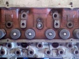 Головка блока цилиндров (ГБЦ) двигателя Д-3900 Балканкар.