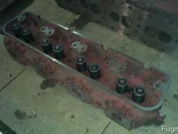 Головка блока цилиндров ГБЦ ЯМЗ-240 в сборе 240 общая