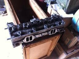 Головка блока цилиндров ЗИЛ-131 ЗИЛ-130 без пробега