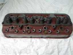 Головка блока цилиндров ЮМЗ с клапанами Д65-1003012 СБ