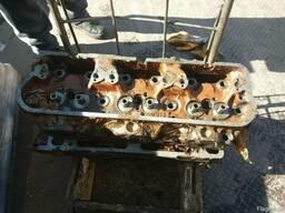Головка цилиндров ЯМЗ-236 (236-1003013-Е5) старого образца