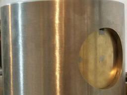 Головка до тістоподільника А2-ХТН; тістоділильна головка