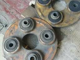 Головка кардана дт-75 в сборе (77.36.011) мягкое соединение