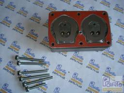 Головка компрессора в сборе с промежуточной плитой LP4845