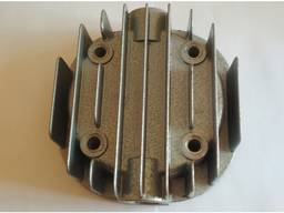 Головка крышки цилиндра компрессора LB75