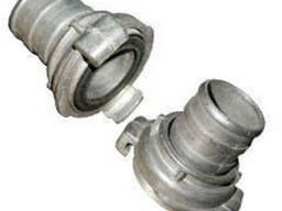 Головка напорная соединительная рукавная ГР-50 (алюминий)