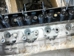 Головки блока цилиндров ГАЗ-66