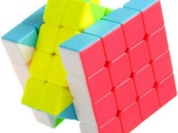 Головоломка Кубик 4х4 QiYi MofangGe S 4x4 stickerless (160Q)