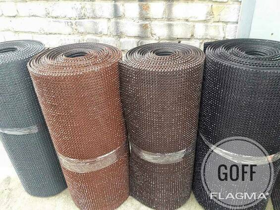 Резиновый коврик в рулоне
