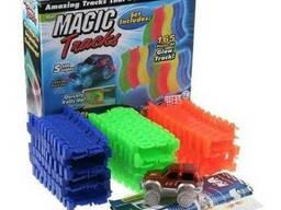 Гоночная дорога Magic Tracks 220 деталей 1 машинка