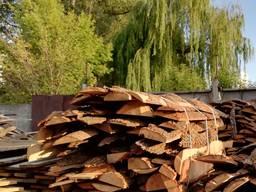 Горбыль, дрова дуб