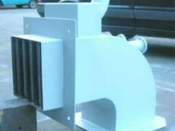 Горелка газовая МДГГ для котла ПТВМ- производство