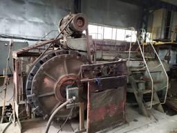 Горизонтально-ковочная машина (ГКМ) В1139 (800 т), В1138