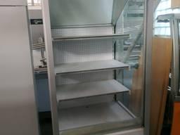 Горка холодильная jordao бу регал б у витрина холодильная