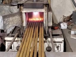 Горн газовый кузнечный с инжекционной горелкой