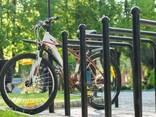 Городская велопарковка - фото 1