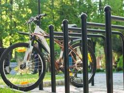 Городская велопарковка