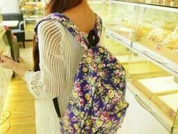 Городской рюкзак. Модный рюкзак. Рюкзак для школы. Современные рюкзаки. Код: КРСК10