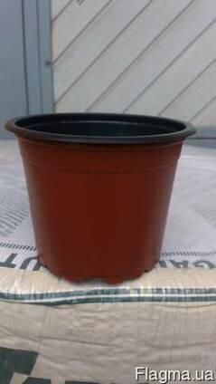 Горщики для квітів TEKU (діаметр10)