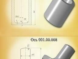 Горячая штамповка металла.