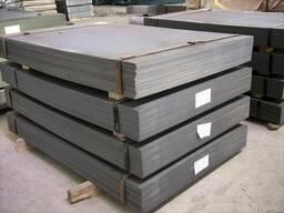 Лист стальной 4-30мм ст. 09Г2С-12 (г. к. ) ГОСТ