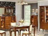Гостиная-столовая Louis продаєм меблі Таранко для вітальні,с