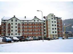 Гостиница 8100 м2 курорт Буковель