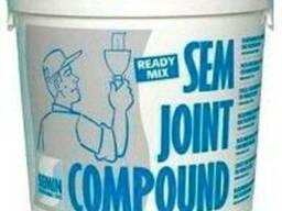 Готовая финишная шпаклевка Semin Sem Joint Compound 25 кг