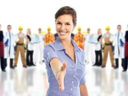 Готовимо пакет на робочу візу вакансія Безкоштовно!