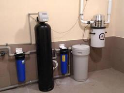 Готовое решение очистка воды для дома (FK1054,осмос,фильтры)